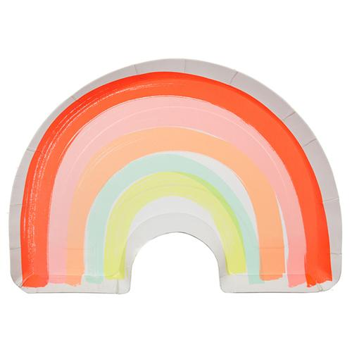 Rainbow Plates available at Shop Sweet Lulu