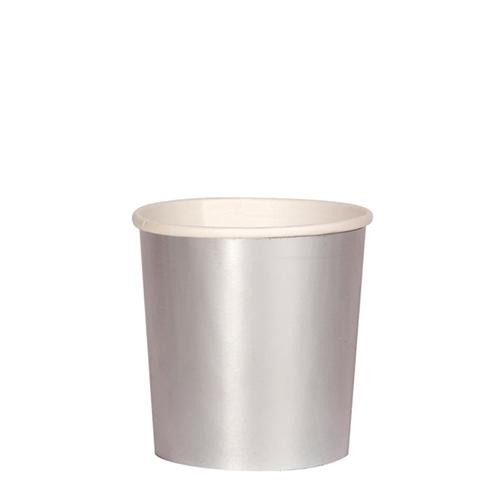 Silver Tumbler Cups