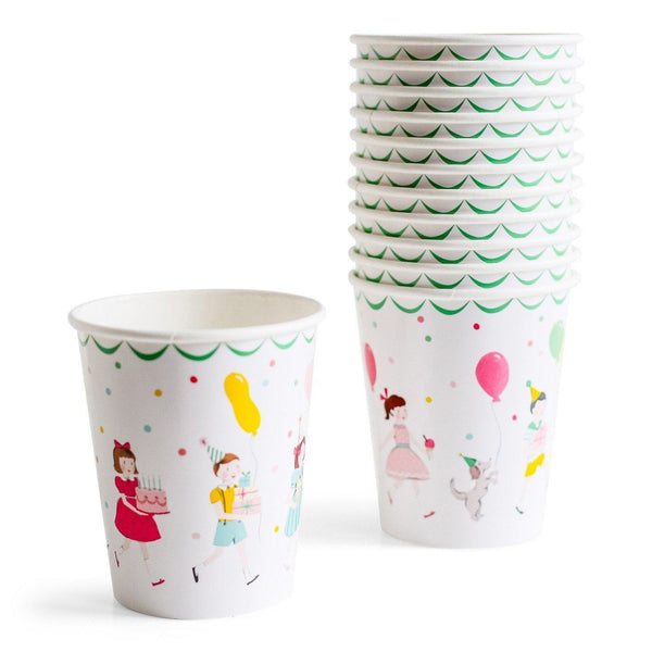 'It's a Party' Vintage Cup - Shop Sweet Lulu