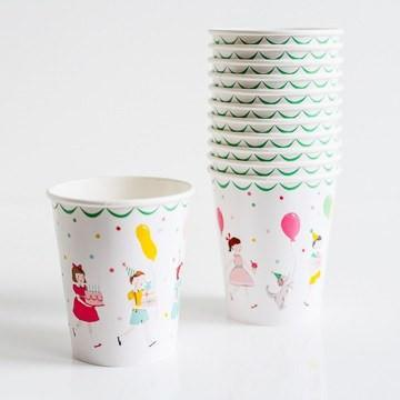 'It's a Party' Vintage Cup available at Shop Sweet Lulu