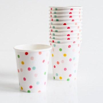 'It's a Party' Dotty Cup available at Shop Sweet Lulu