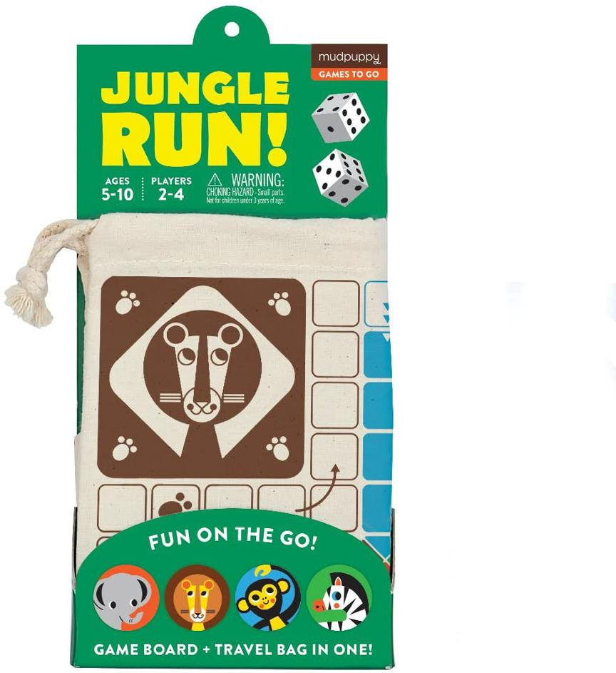 Jungle Run! Travel Game
