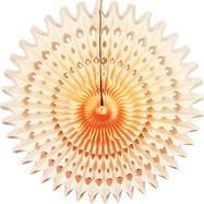 "Peachy 21"" Honeycomb Fan available at Shop Sweet Lulu"