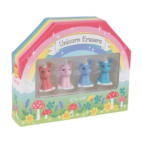 Mini Unicorn Erasers available at Shop Sweet Lulu