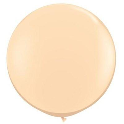 "36"" Round Balloon: Blush - Shop Sweet Lulu"