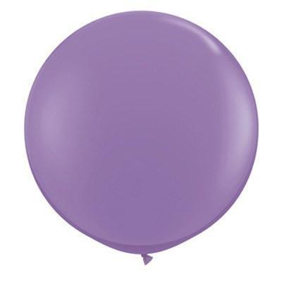 "36"" Round Balloon: Lilac available at Shop Sweet Lulu"