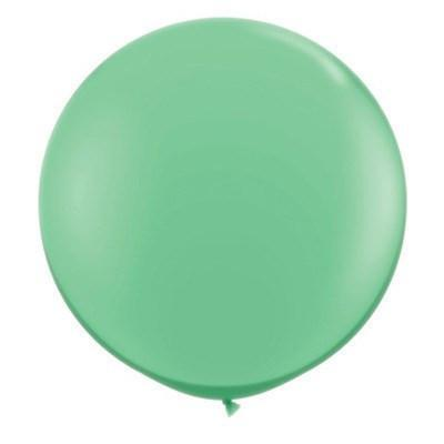 "36"" Round Balloon: Wintergreen available at Shop Sweet Lulu"