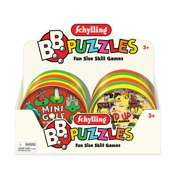Tin BB Game Puzzle available at Shop Sweet Lulu