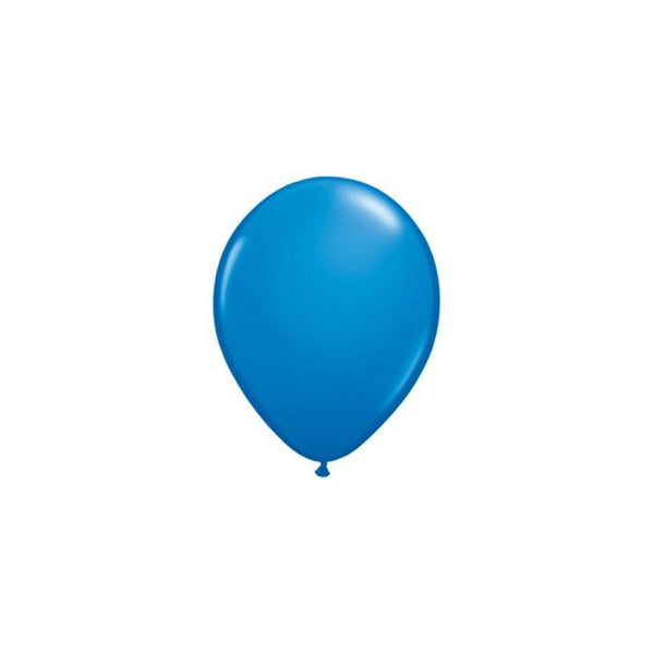 "5"" Latex Balloon, Royal Blue available at Shop Sweet Lulu"