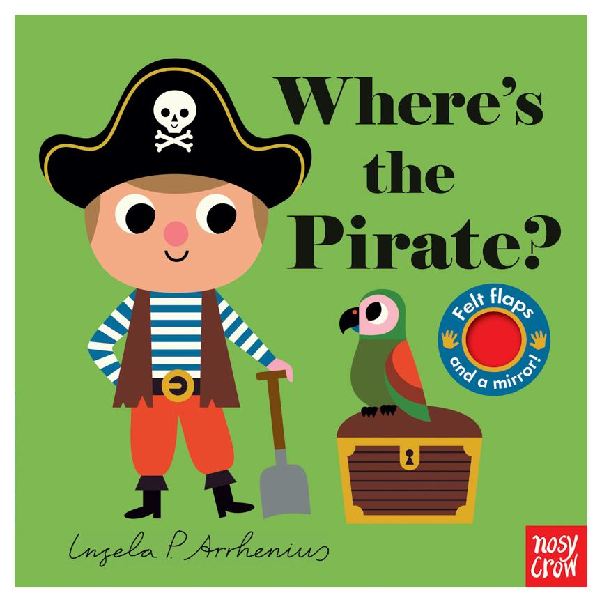 Where's the Pirate?