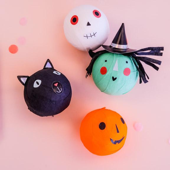 Spooky Witch Surprise Balls