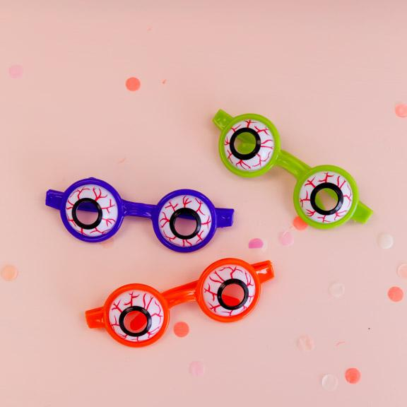 Eyeball Glasses
