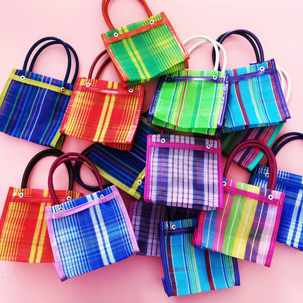 Mini Mercado Favor Bags available at Shop Sweet Lulu