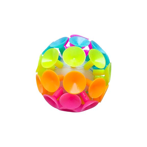 Neon Suction Ball