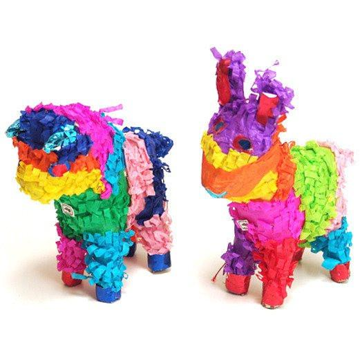 Small Donkey Piñata available at Shop Sweet Lulu
