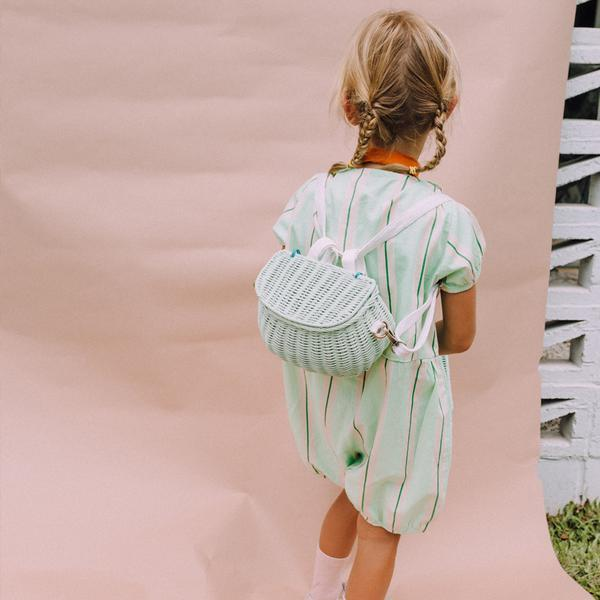 MiniChari Bag - Mint