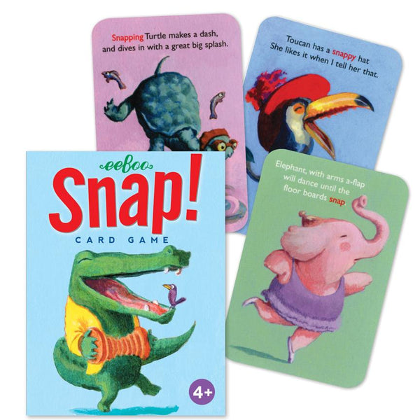 Snap Playing Cards