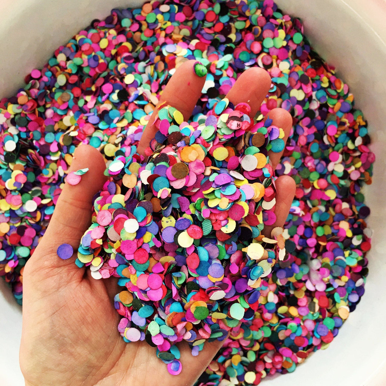 Cascarone Confetti available at Shop Sweet Lulu