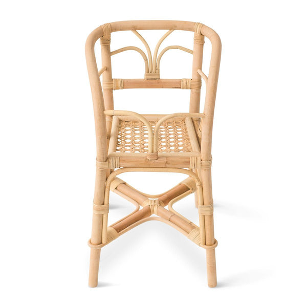 Poppie Rattan Doll Highchair (not available for free shipping)