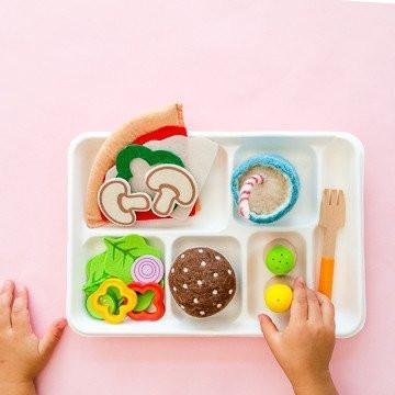 Biodegradable Lunch Trays available at Shop Sweet Lulu