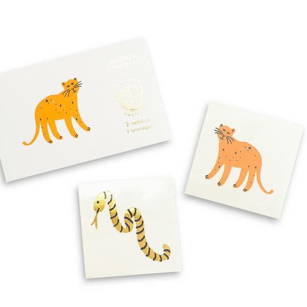 Into The Wild Temporary Tattoos available at Shop Sweet Lulu