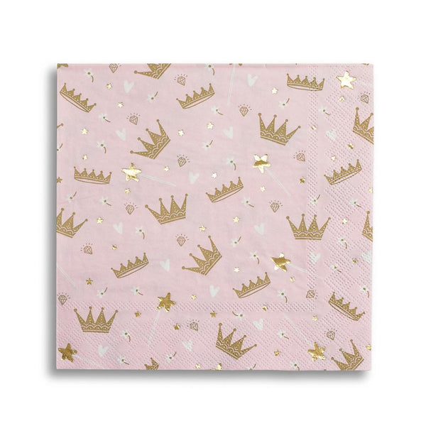 Sweet Princess Napkins available at Shop Sweet Lulu