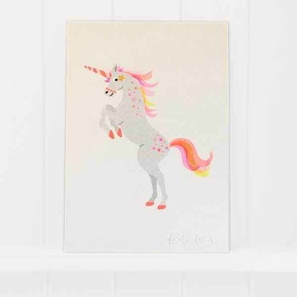 Art Print - Unicorn