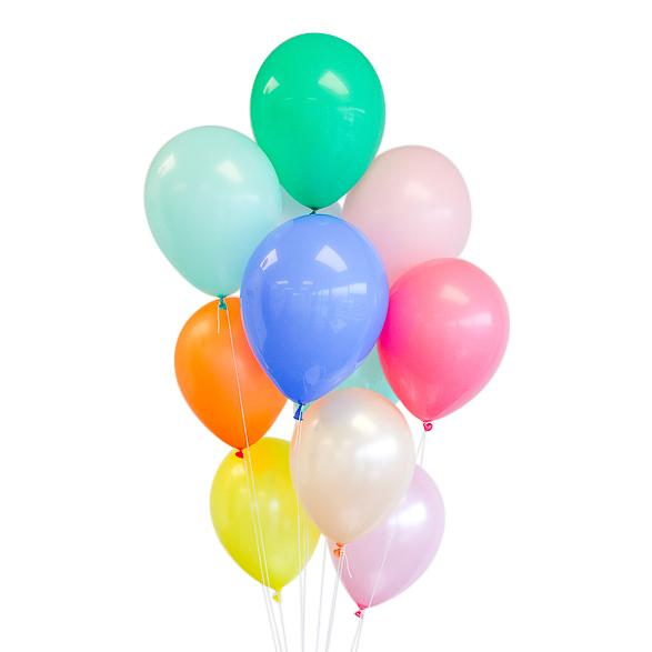 Wildflower Balloon Bundle