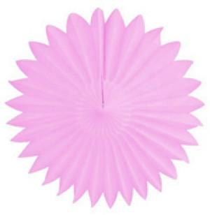 "Party Pink 18"" Flower Fanburst available at Shop Sweet Lulu"