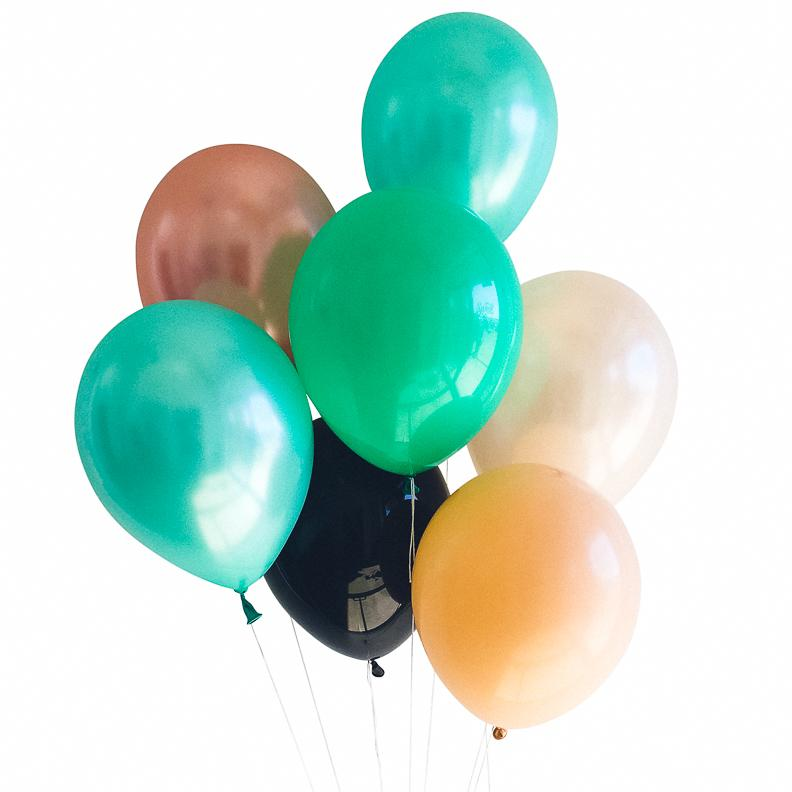 Botanical Balloon Mix available at Shop Sweet Lulu