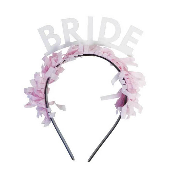 Bride Headband - White available at Shop Sweet Lulu