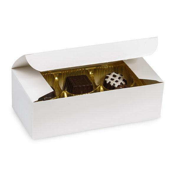 Candy Boxes: White Gloss available at Shop Sweet Lulu