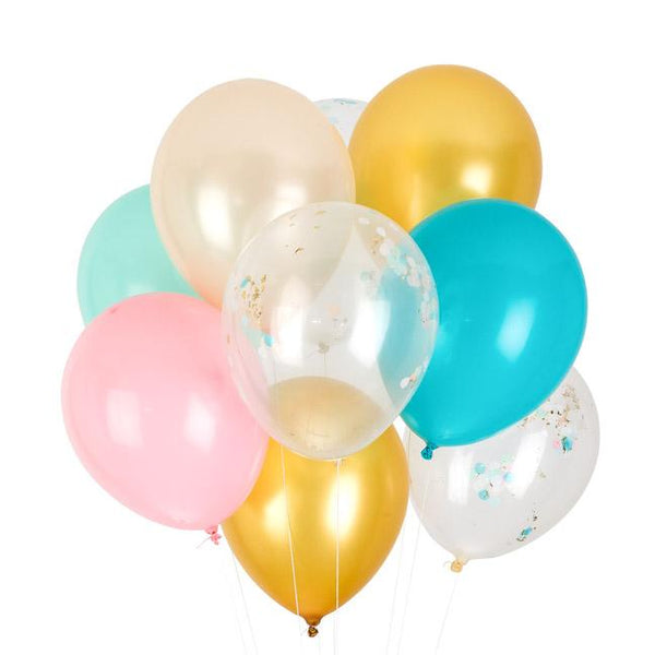 Party Balloon Mix, Carousel Collection