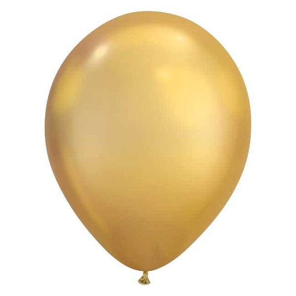 Chrome gold Balloon
