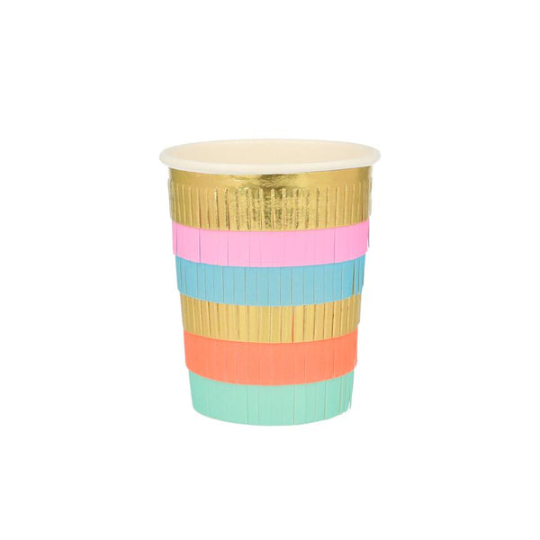 Circus Fringe Party Cups