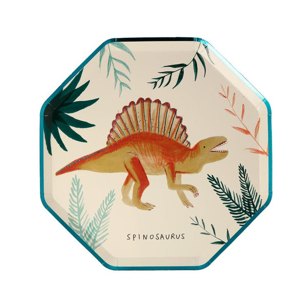 Dinosaur Kingdom Side Plates