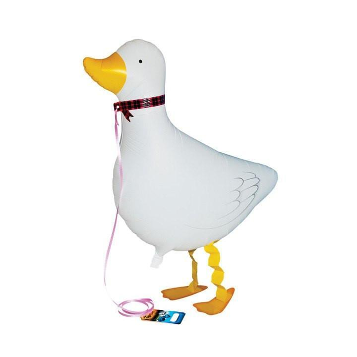 Air Walker Mylar Balloon Pet, Duck available at Shop Sweet Lulu