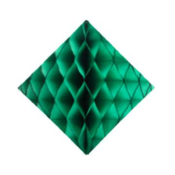Emerald Green Honeycomb Tissue Diamond