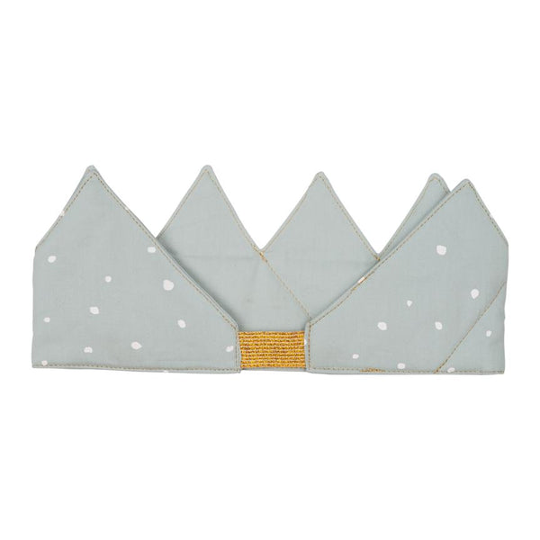 Fabric Crown, Foggy Blue