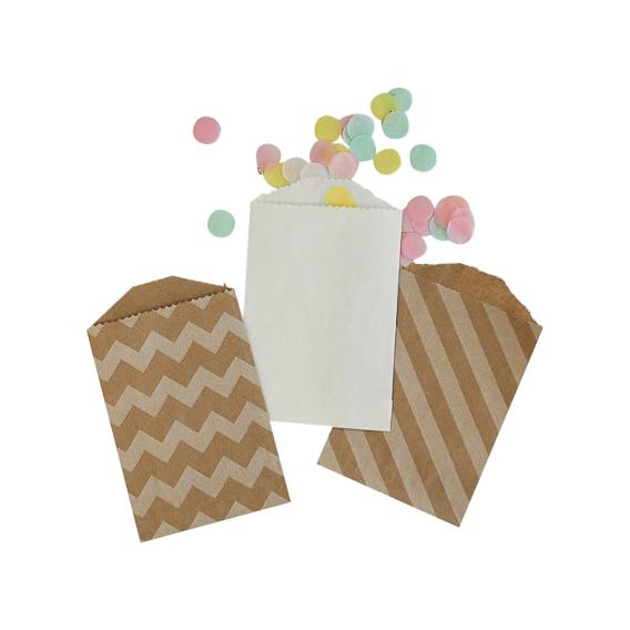 Simple Patterns Teeny Tiny Treat Bags available at Shop Sweet Lulu