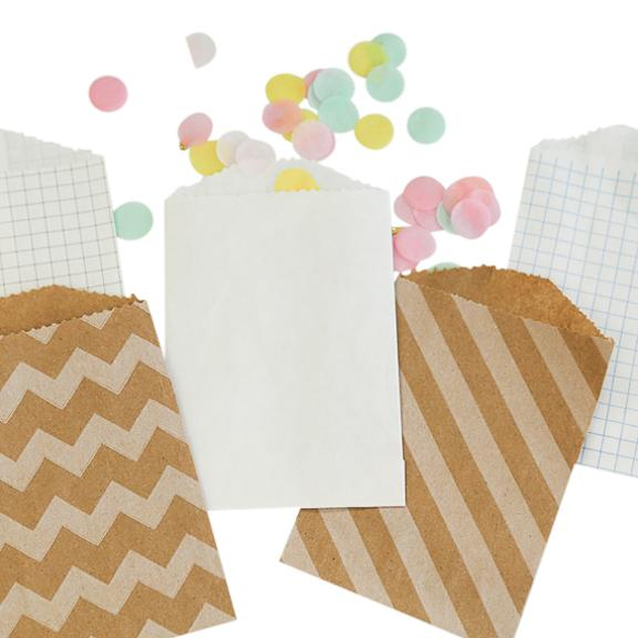 Simple Patterns Teeny Tiny Treat Bags