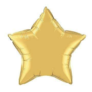 "20"" Gold Foil Star Balloon available at Shop Sweet Lulu"