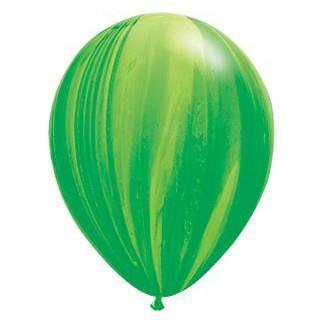 "11"" Latex Balloon, Green Marble available at Shop Sweet Lulu"