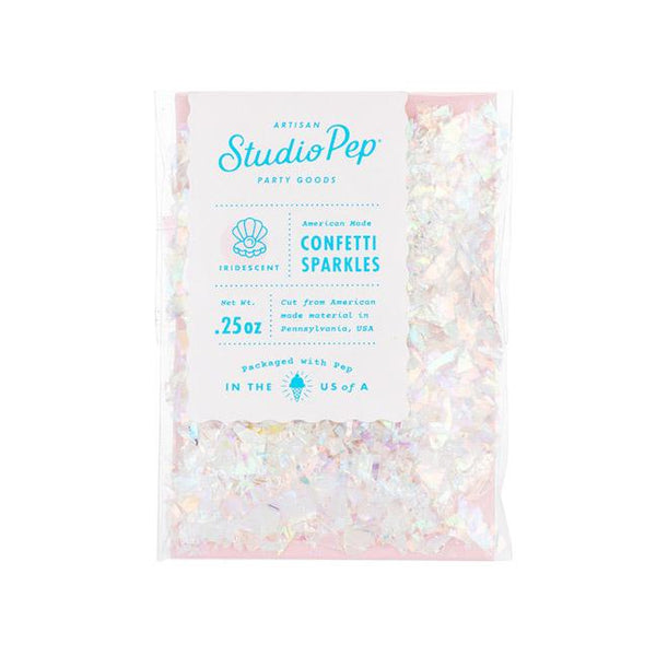 Iridescent Sparkles Confetti Packet