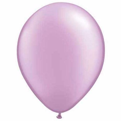 "11"" Latex Balloon, Lavender Pearl available at Shop Sweet Lulu"
