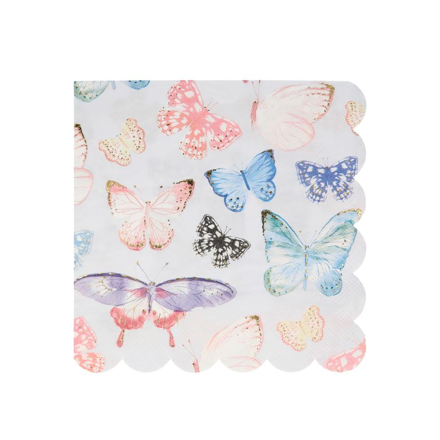 Butterfly Large Napkins