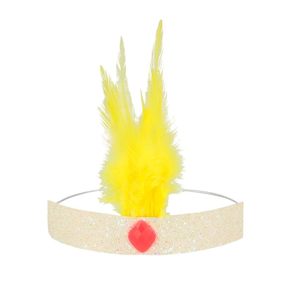 Circus Parade Feather Crowns