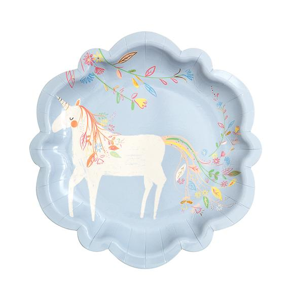 Magical Princess Small Plate