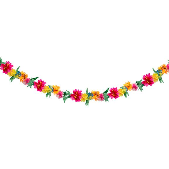 Bright Blossom Garland