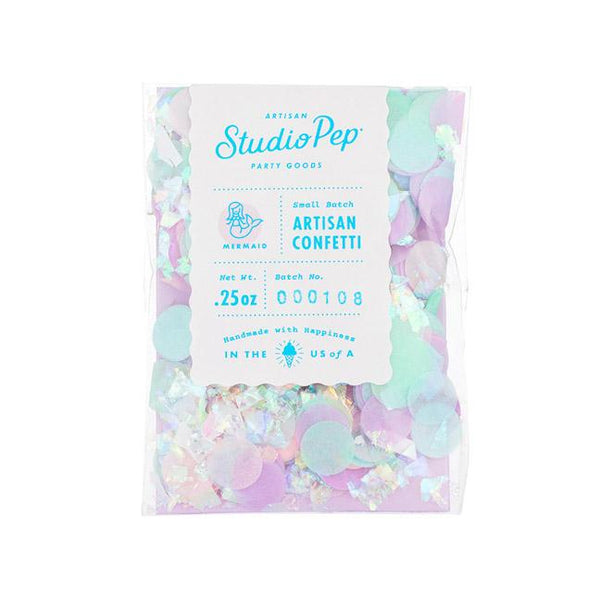 Mermaid Confetti Packet